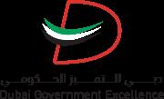 دبي للتميز الحكومي - Logo Head